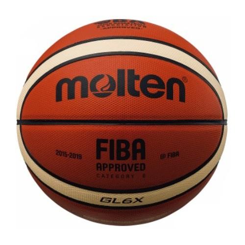 Kamuolys krepš competition BGL6X FIBA nat. oda